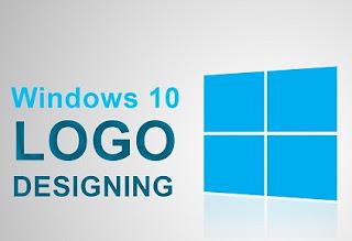 PHOTOSHOP - How to Design Windows 10 Logo Full Tutorial Photoshop CS6