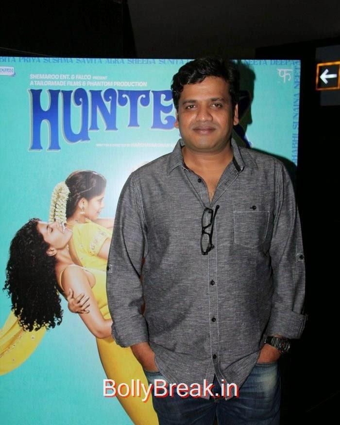 Harshavardhan Kulkarni, 'Hunterrr' Movie Music Launch Photo Gallery