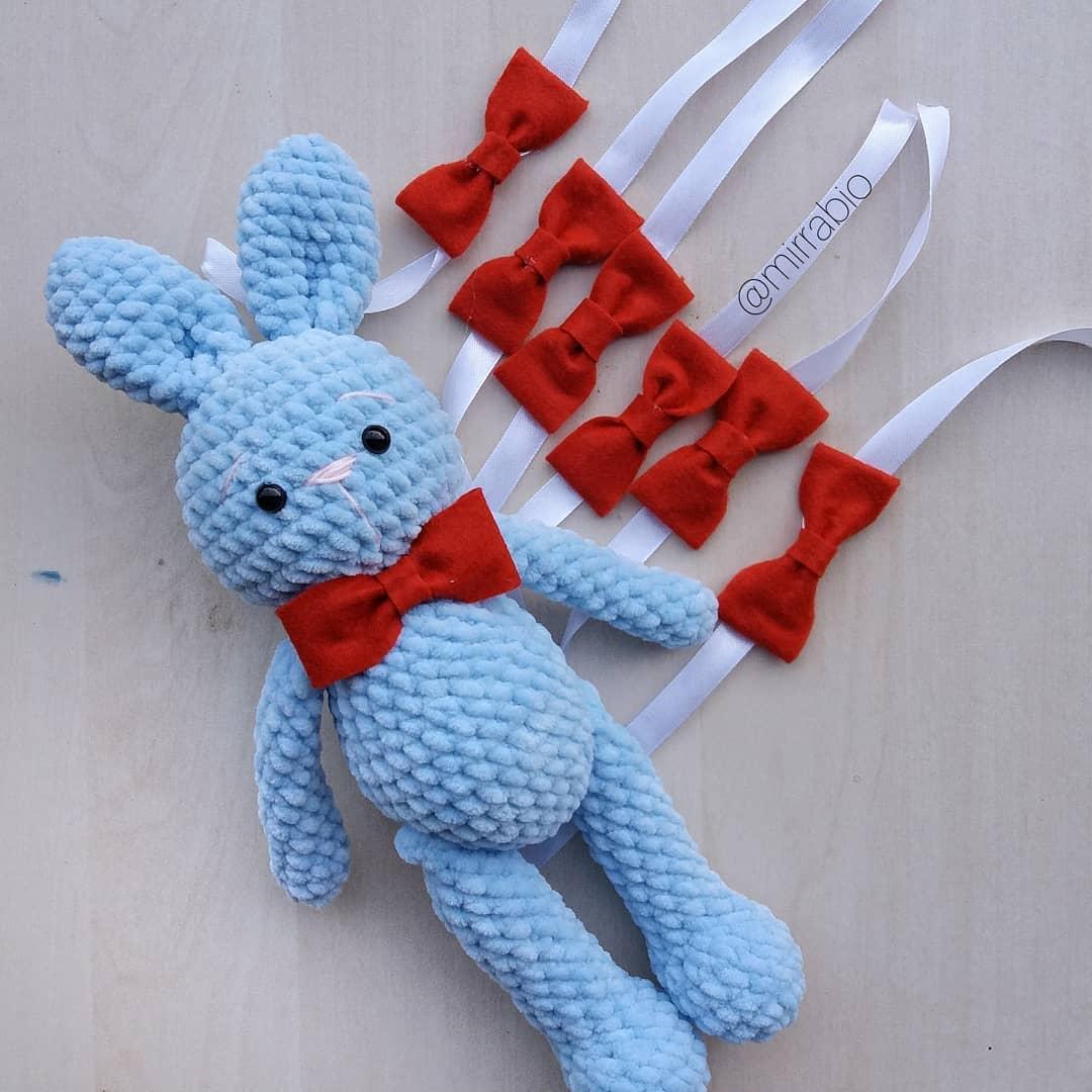 Amigurumi toy bunny amigurumi