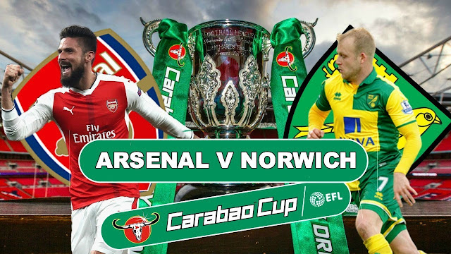 Arsenal vs Norwich Full Match & Highlights 24 October 2017