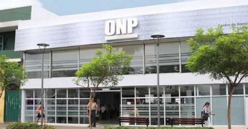 ONP: Iniciativa aprobada en el congreso para devolución de aportes aún no está vigente, informó la Oficina de Normalización Previsional