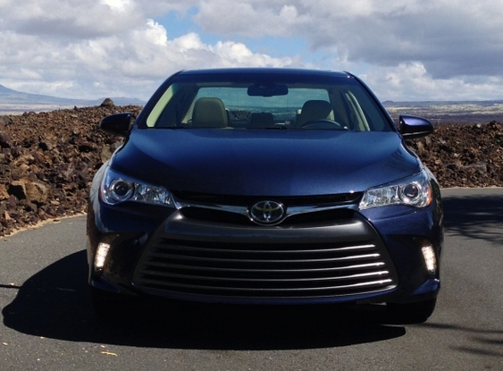 2015 Toyota Camry First Review: Redesigned for Relevance