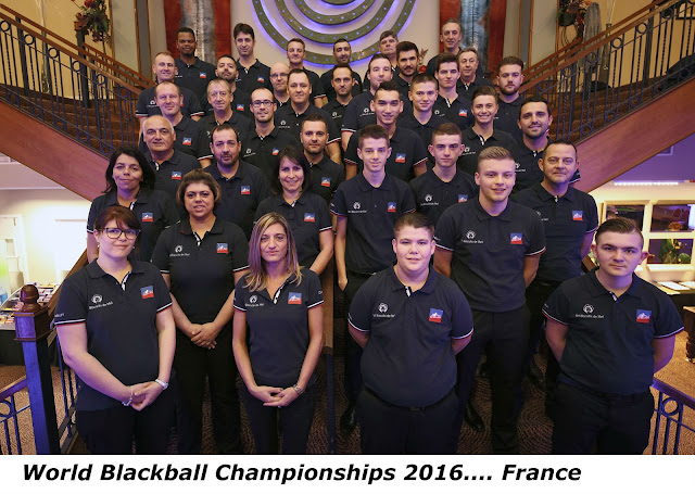 World Blackball Championships 2016 France