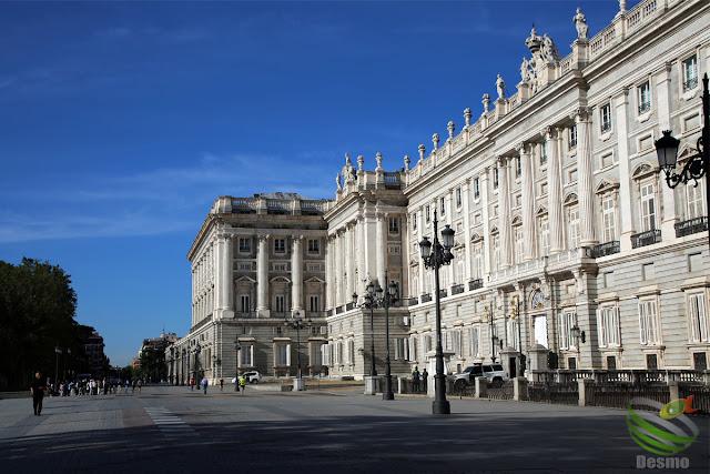 マドリード - 王宮