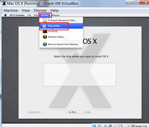 Install Mac OS X On Windows 7