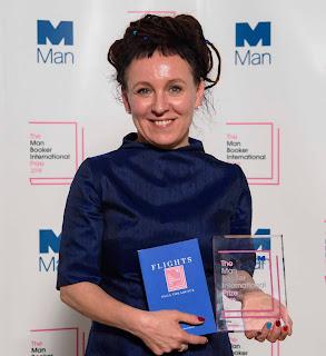 Spotlight: Olga Tokarczuk Becomes 1st Polish Author To Win Man Booker