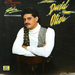 EL ROMANTICO DE LA SALSA - DAVID OLIVA (1991)