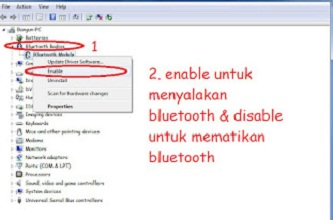 Mari Ketahui Cara Setting Bluetooth Di Laptop