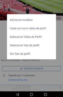Como Colocar Vídeo na Foto do Perfil do Facebook