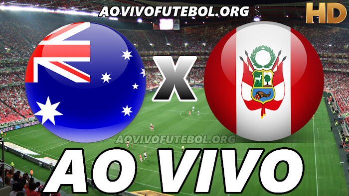 Ver Austrália x Peru Ao Vivo Online