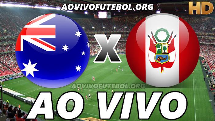 Australia x brasil ao vivo online