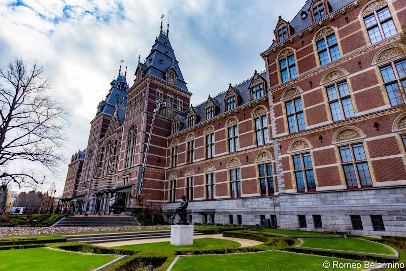 Rijskmuseum Things to Do Amsterdam Vacation