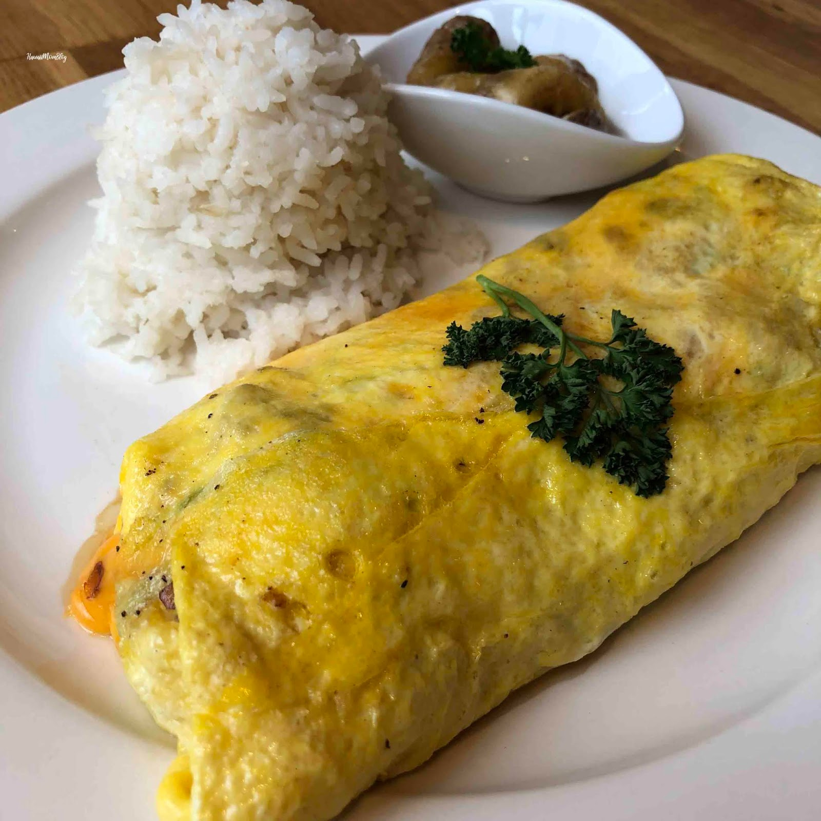 Denver Omelet Salad Recipe: Hawaii Mom Blog: Liliha Bakery At Macy's At Ala Moana