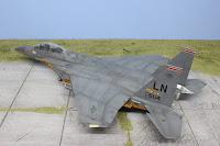 Revell F-15 E Stike Eagle 1/48.
