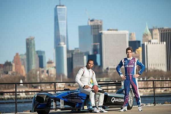 Aterrizaje en Nueva York de la #FórmulaE