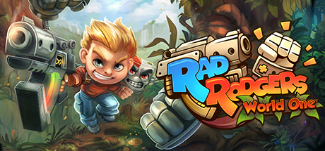Baixar Rad Rodgers: World One (PC) 2016 + Crack