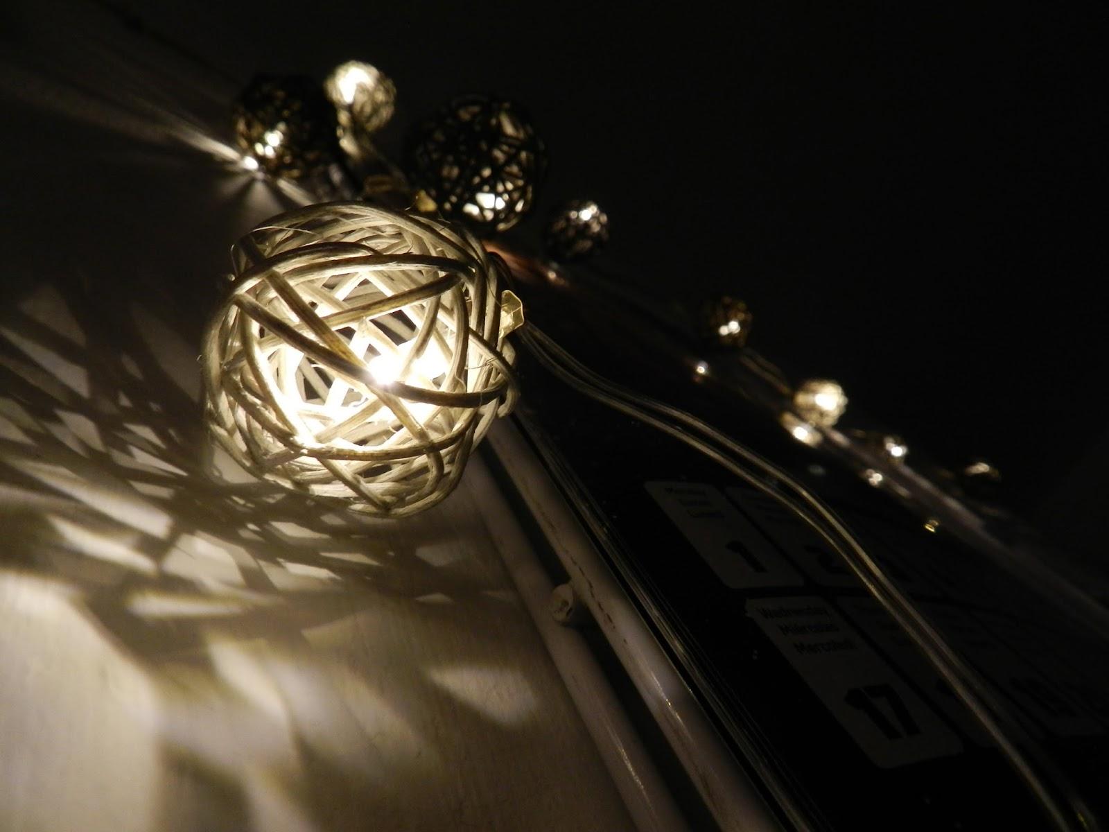 Oh my ribbon sigo decorando - Luces led primark ...