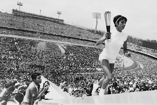49 años de los Juegos Olímpicos de México 1968