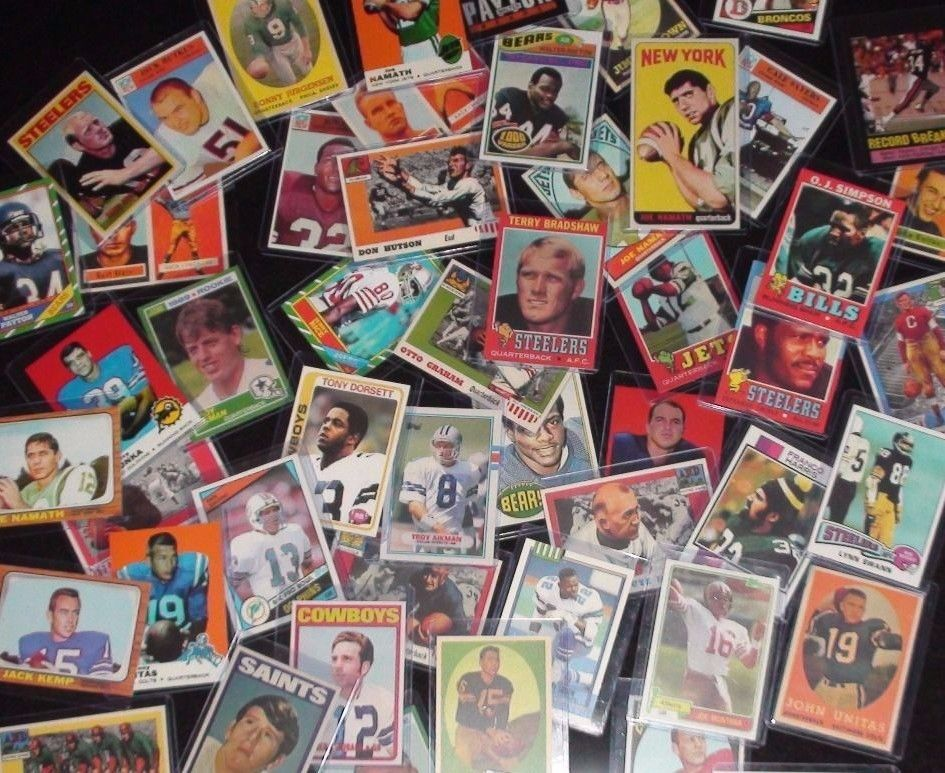 The Oddball Card Collector Selling 1950s 1980s Card