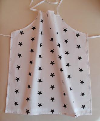 fartuch gwiazdki