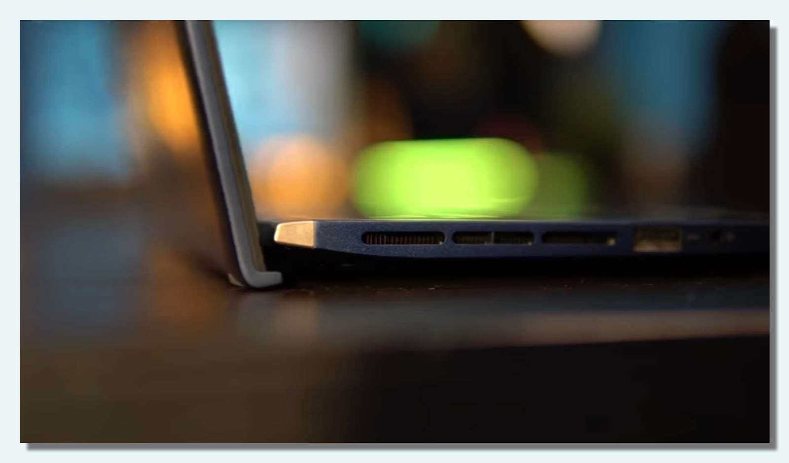 Asus ZenBook Ergolife Design