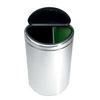 Cubo basura doble