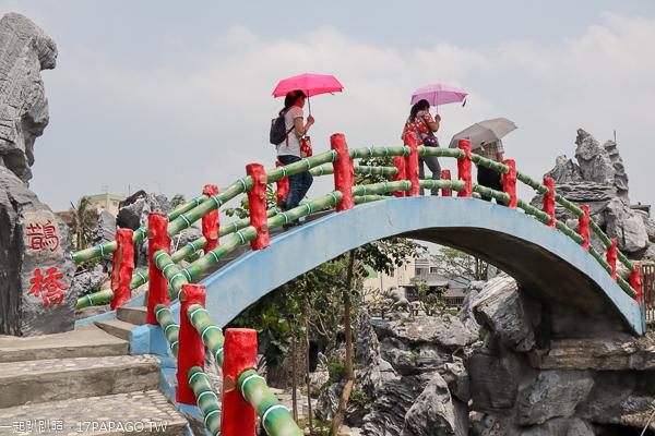 雲林褒忠|五年千歲公園|馬鳴山鎮安宮|高山石林群仙雲集|73個景點免費參觀