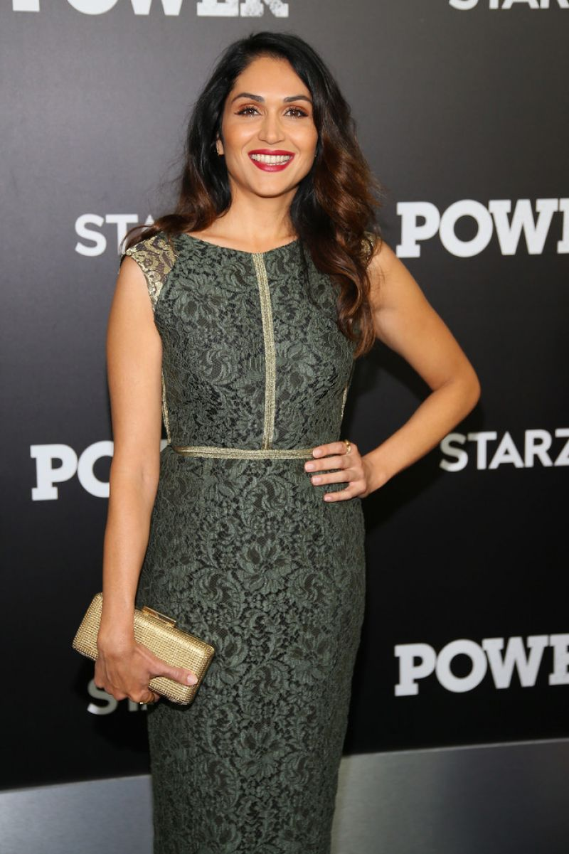 'Power' actress Full HQ Photos of Lela Loren At Starz Power Season 3 Premiere In New York