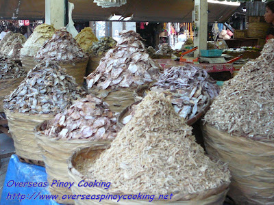 More Dried Fish