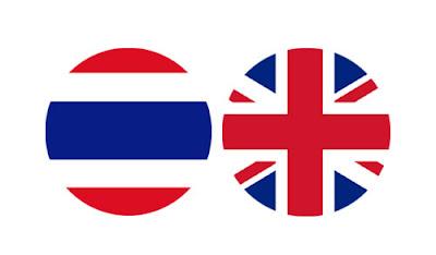 การเทียบอักษรไทย-อังกฤษ หรือ อังกฤษ-ไทย
