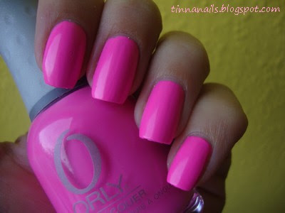 ORLY - FANCY FUCHSIA & BM