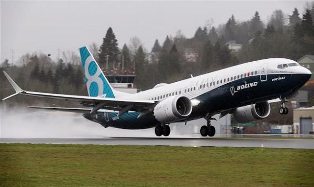 Malaysia Airlines encomenda 25 Boeing 737 MAX 8