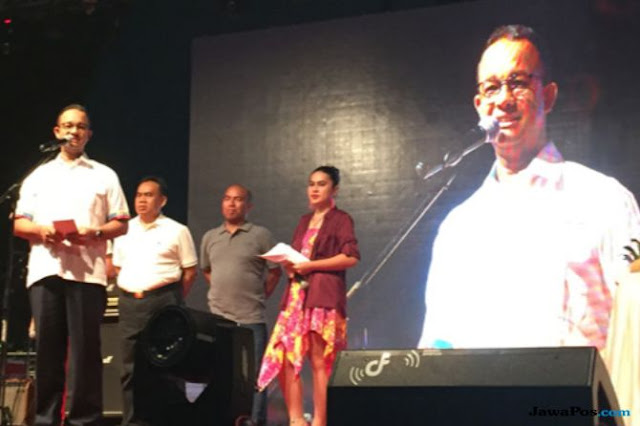 Dikabarkan Temui Prabowo untuk Maju Pilpres, Anies Bilang Begini