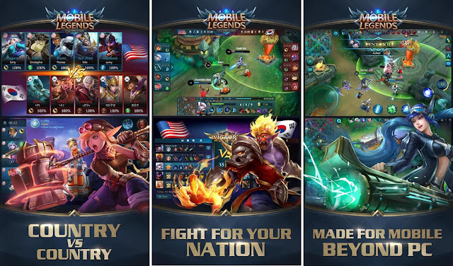Free Download Mobile Legends Bang Bang Mod Apk 2018