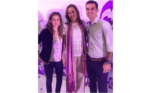 """Margarita Zavala también borra su foto con Rafa Márquez en evento de """"Yo con México"""""""