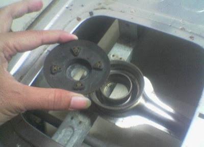 cara memperbaiki kompor gas yang tidak menyala