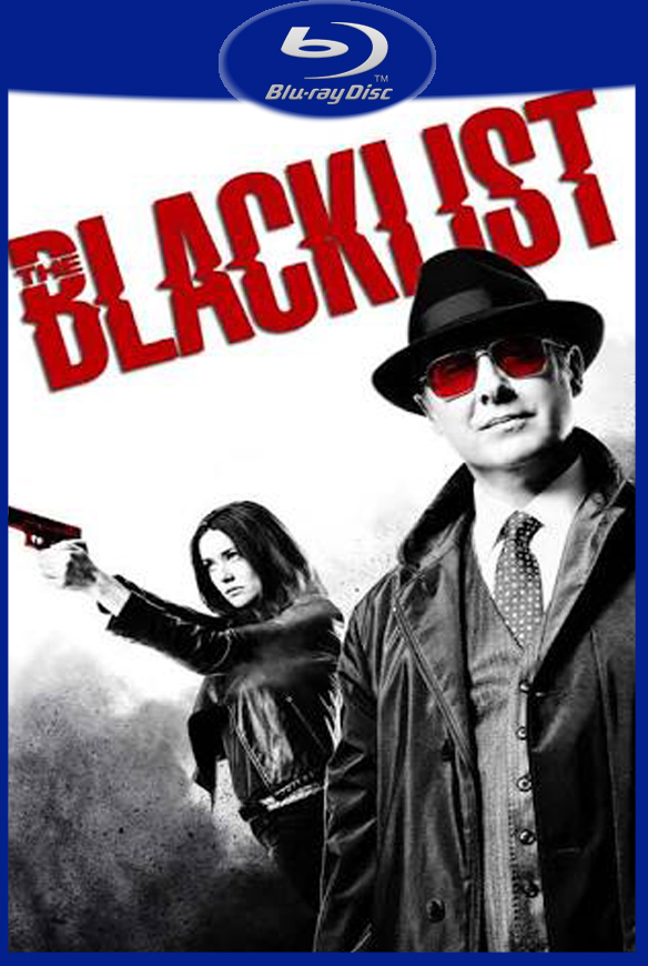 The Blacklist 3ª Temporada Completa (2015) Web-DL 720p Dual Áudio