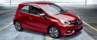 Harga Kontan Mobil Honda Brio Tegal Beserta Spesifikasi Hari ini