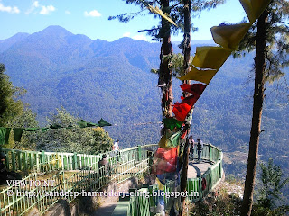 view point gangtok