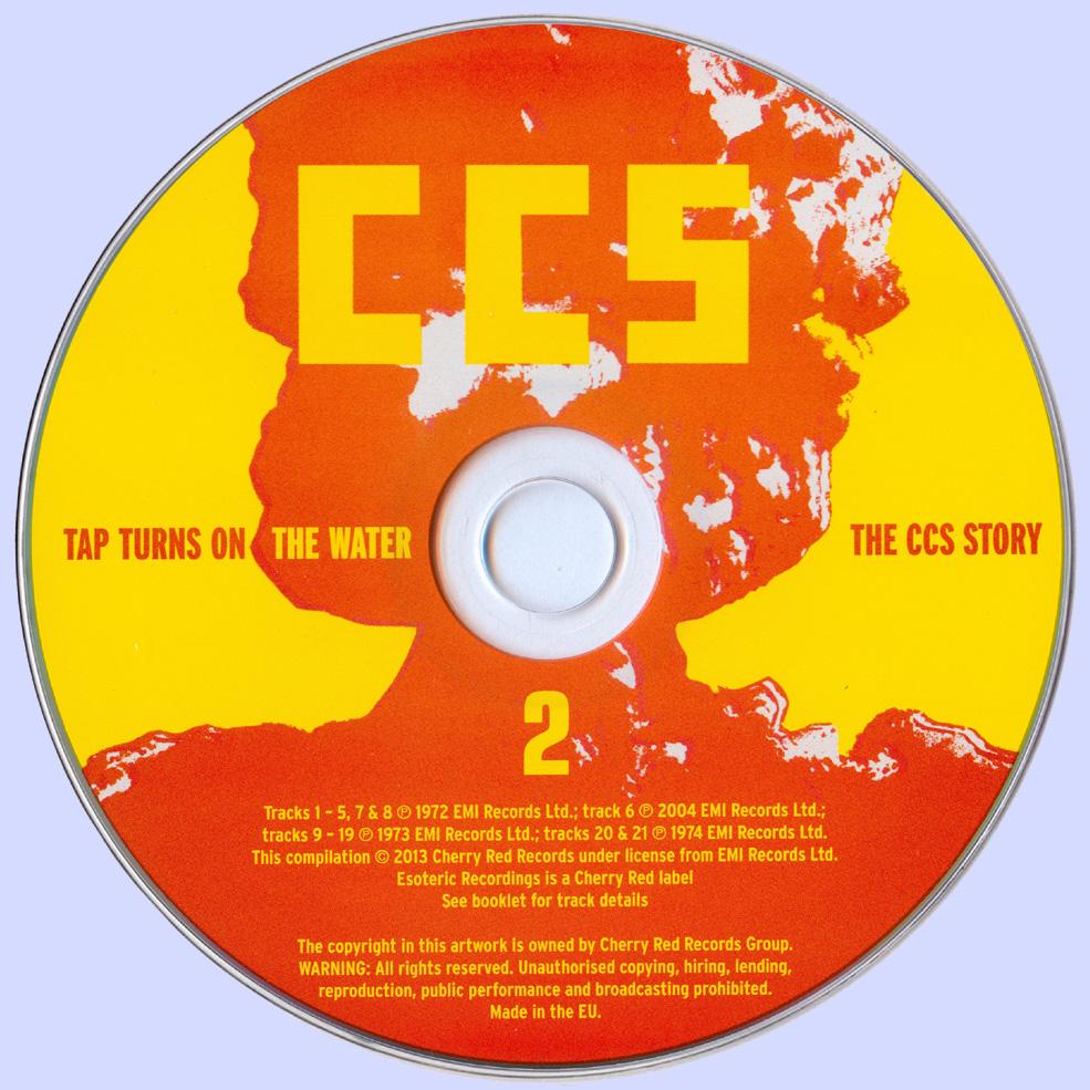 CCS Sixteen Tons
