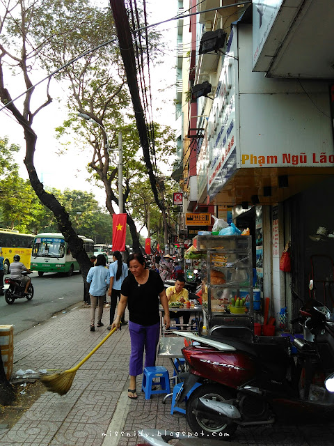 agen bus di pham ngu lao street ho chi minh vietnam