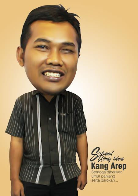 Karikatur Kang Arep