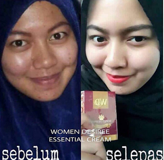 Review Product Women Desiree Essential Cream (WDEC)