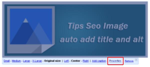 Cara Menambahkan Title Tag di Setiap Link Url dan Gambar