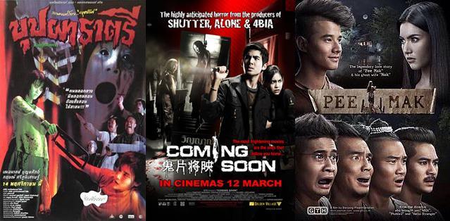 Film Horor Thailand Terbaik, seram, lucu