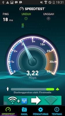 inilah cara cek kecepatan internet