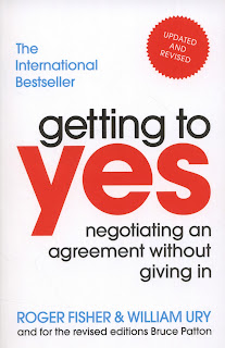 R. Fisher & W. Ury: Getting to YES