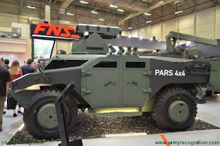 FNSS PARS 4x4 Anti-Tank Vehicle