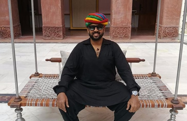 Sankara Subramanian travel blogger