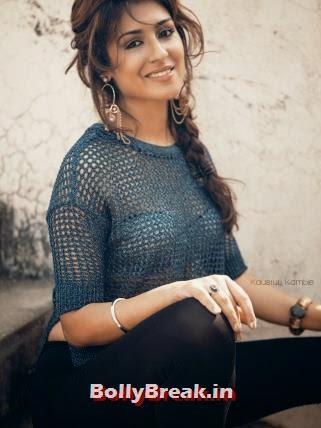, Chandigarh Model Simran Judge Photo Gallery